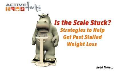 I'm stuck and can't lose more weight!