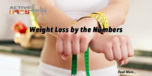 weight loss by numbers