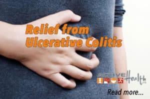 ulcerative colitis relief