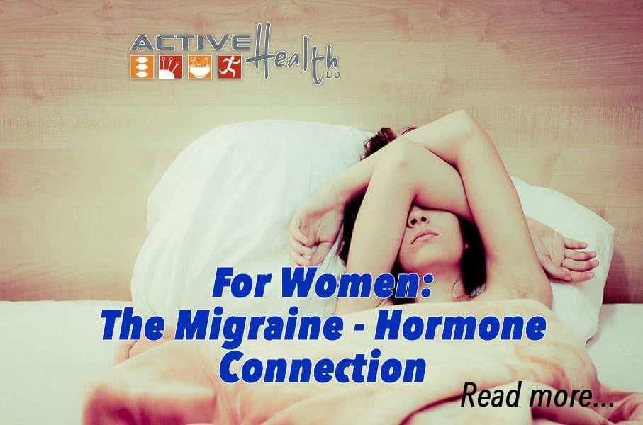 migraine hormone connection