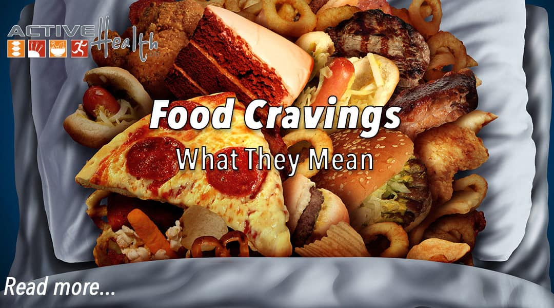Top 5 Food Cravings and What They Mean