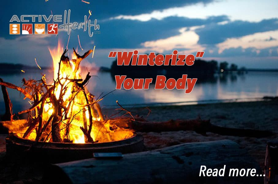 "Easy Steps to ""Winterize"" Your Body"