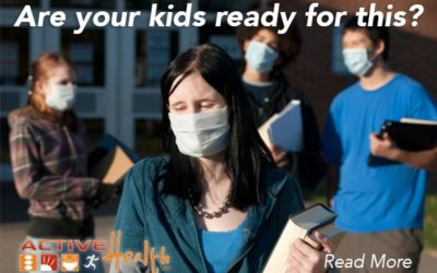 Keep Your Kids Healthy As They Go Back to School