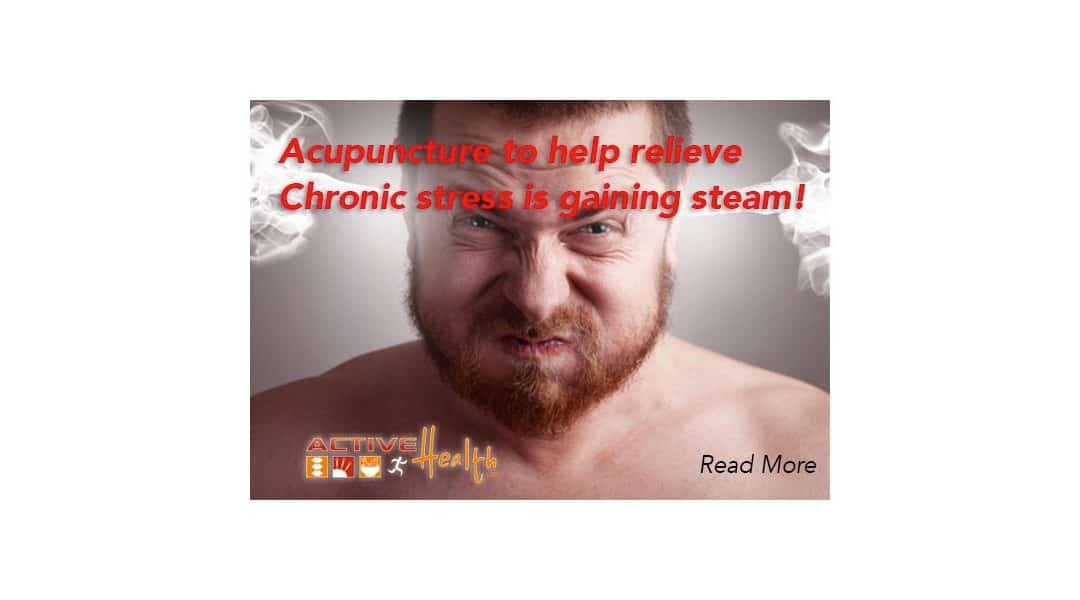 Studies Reveal: Acupuncture Proves Effective for Chronic Stress Relief