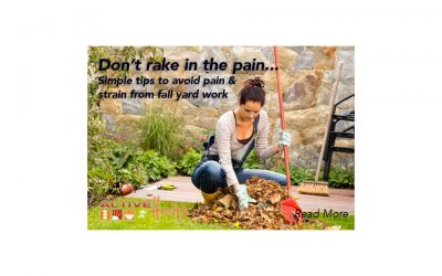 Don't Rake in the Pain…