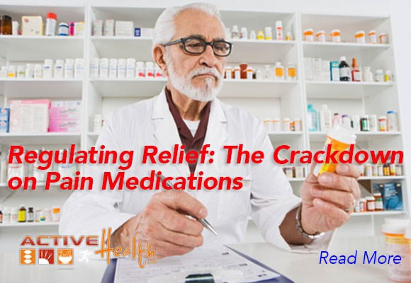 Regulating Relief: The Crackdown on Pain Medications