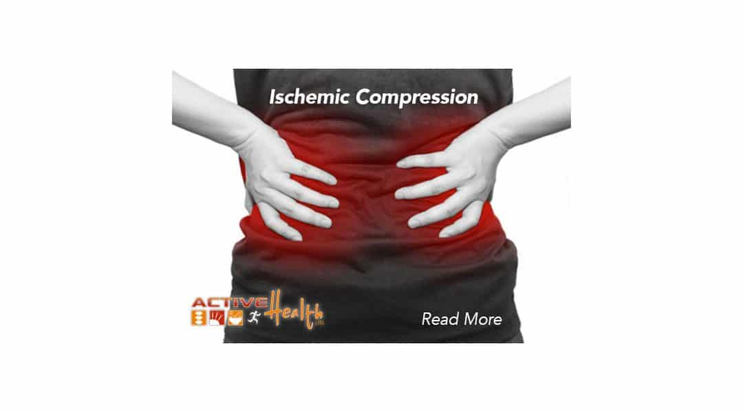 Exercise of the Month – (Ischemic compression)