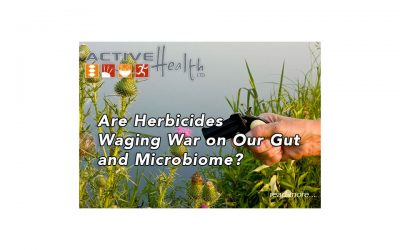 Are Herbicides (Glyphosate) and its Use Waging War on Our Gut and Microbiome?