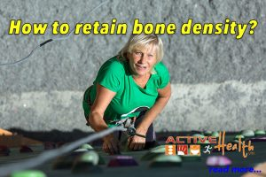bone density study women