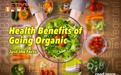 Health Benefits of Going Organic – Just the Facts