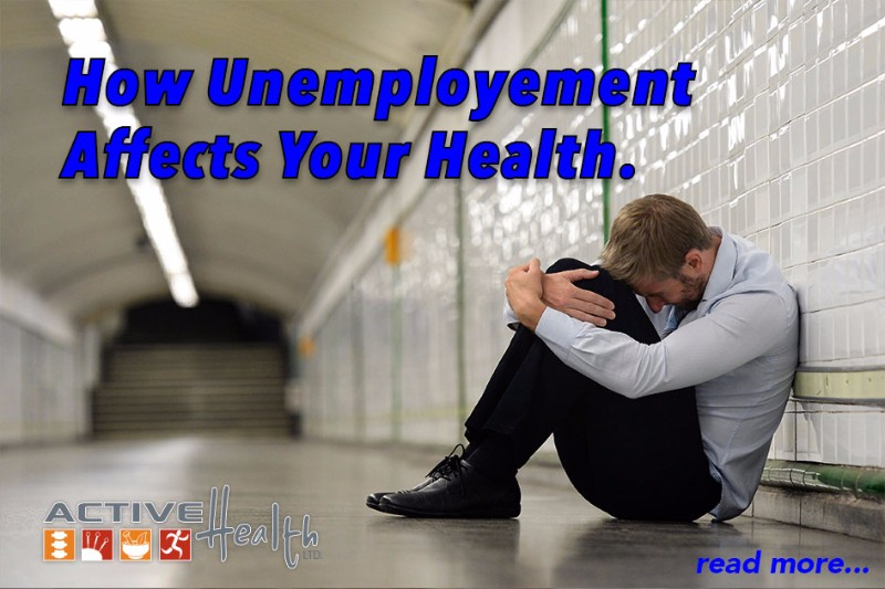The Negative Health Effects of Unemployment in Youths Living in Wealthy Countries