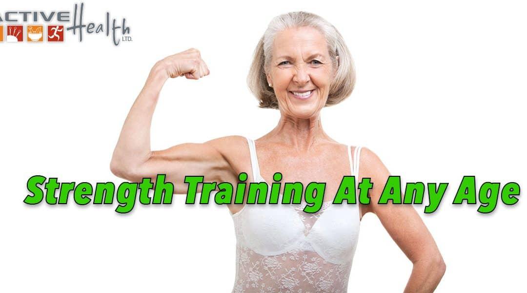 Strength Training at Any Age