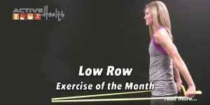 low row exercise
