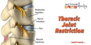 Thoracic Joint Restriction