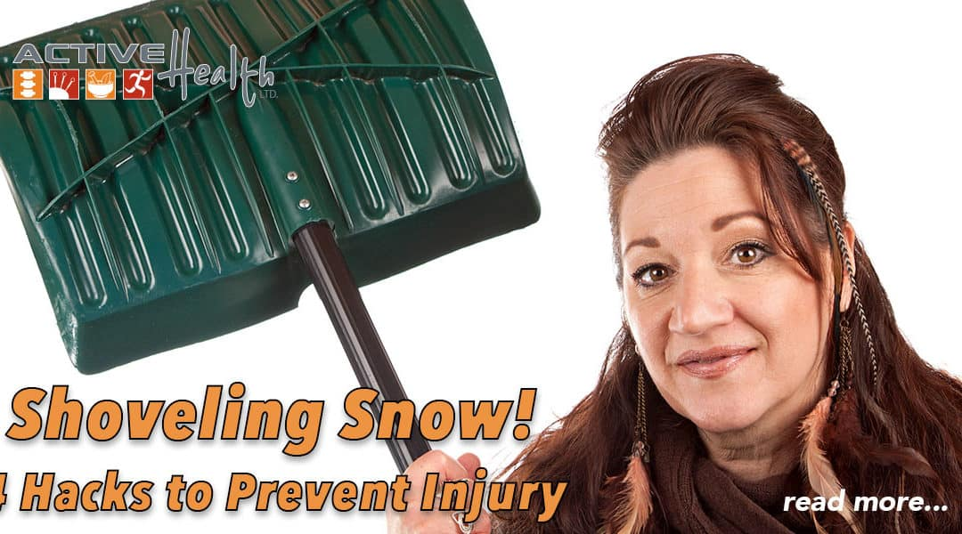 Shoveling Snow? How You Can Prevent Injury