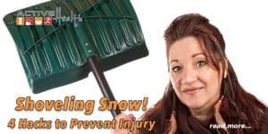 show shovel safety prevent injury