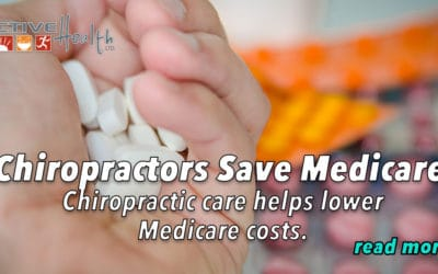 Chiropractic Care Saves on Medicare Expenditures