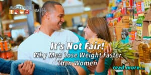 men lose weight fast