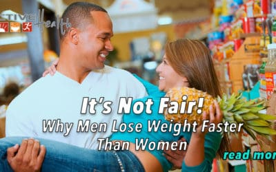 Why Do Men Lose Weight Faster Than Women?