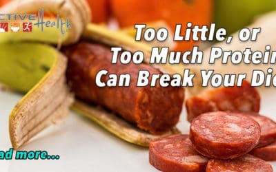 Control Your Protein Intake When Trying to Lose Weight