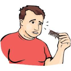 Temporal Hair Loss