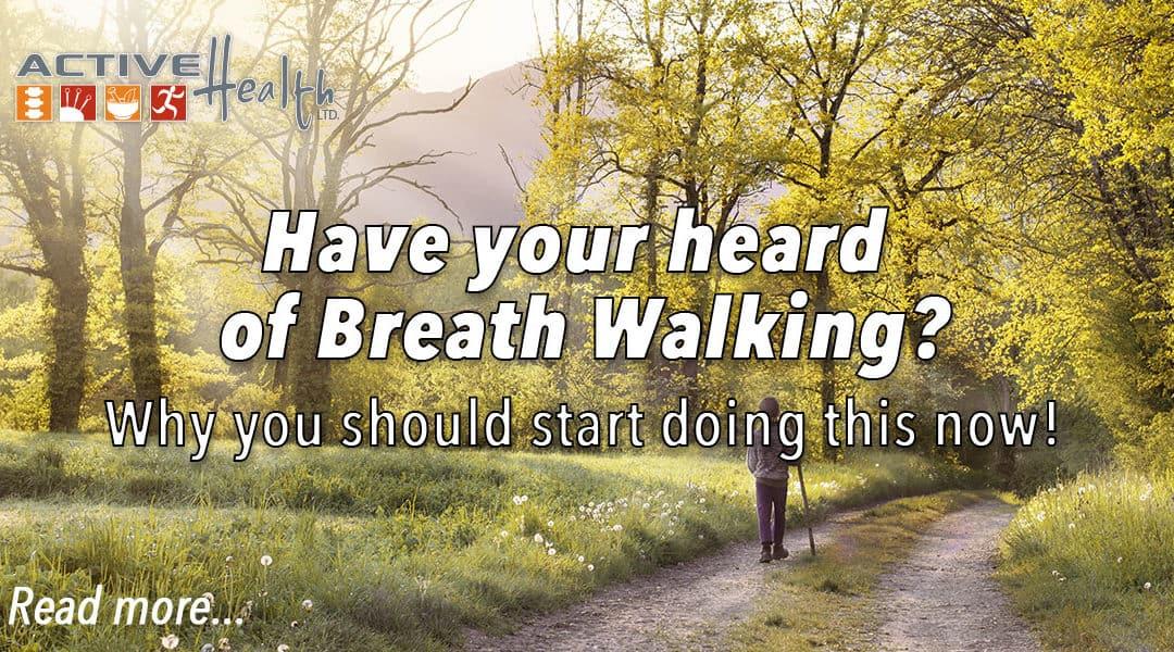 Breath Walking