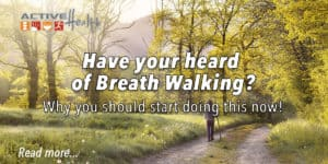 how to breath walk