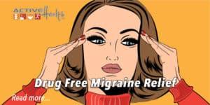 drug free migraine relief
