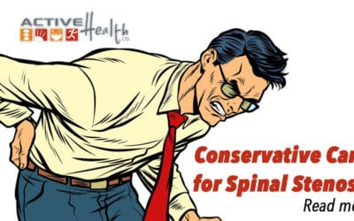 Conservative Care for Spinal Stenosis