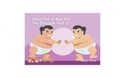 Good Fat vs Bad Fat: The Struggle Part 2