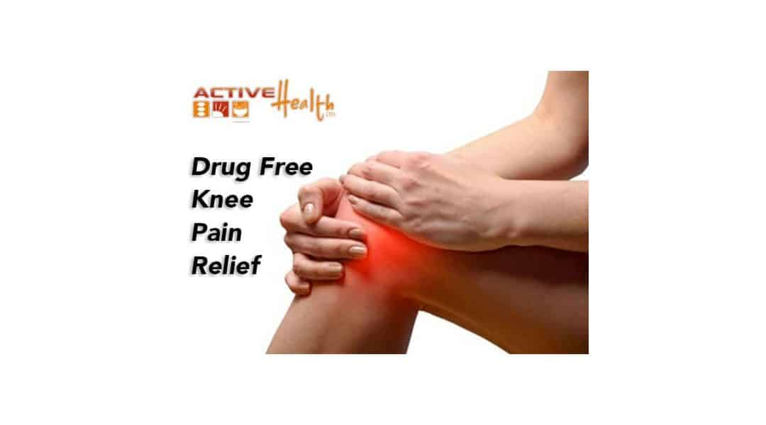 Osteoarthritis Knee Pain? Drug Free Pain Relief