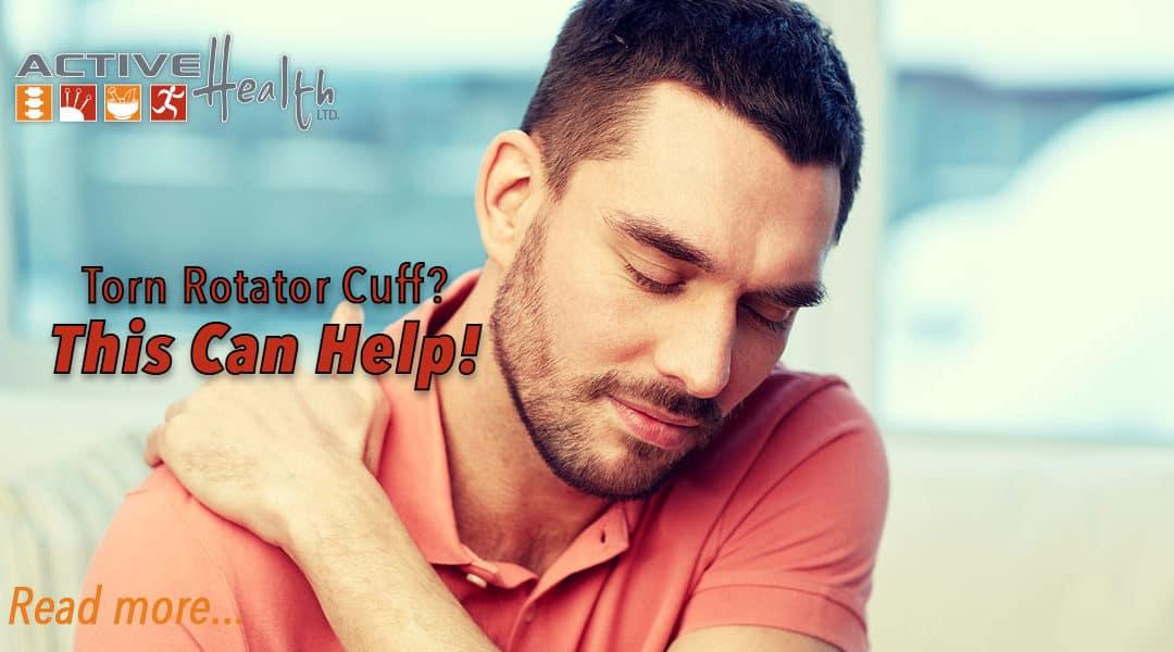 Hope for Rotator Cuff Tears