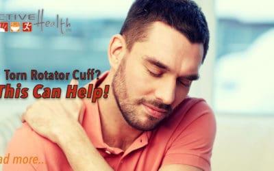 Chiropractic for Rotator Cuff Pain