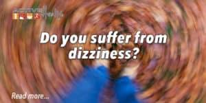 suffer from dizziness