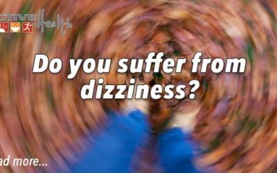 Suffering from Dizziness?