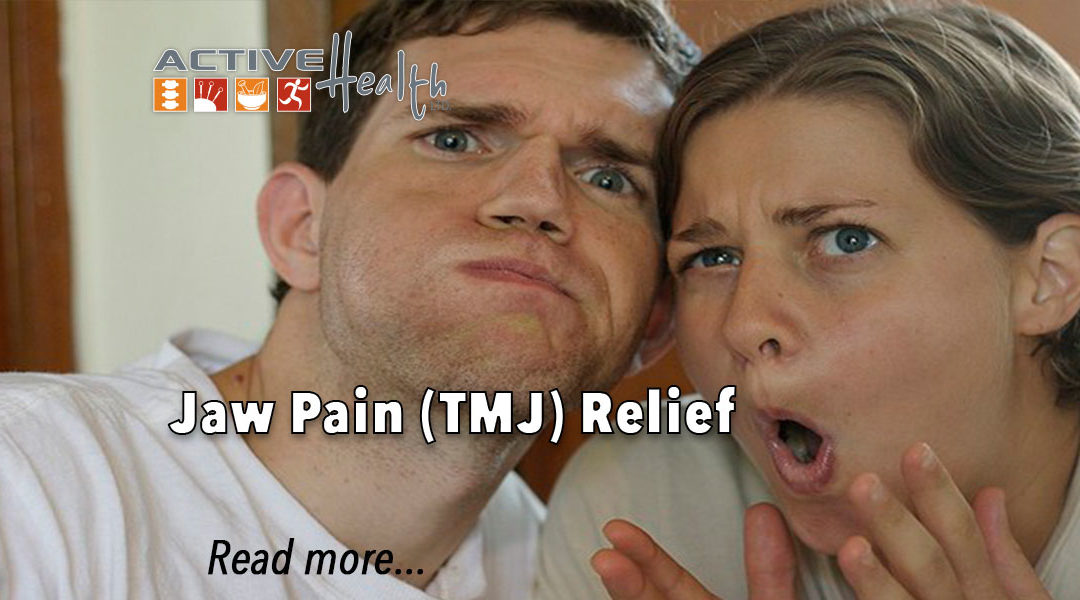 Do you treat TMJ or Jaw Pain?