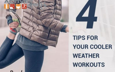 4 Tips for Your Cold Weather Workouts
