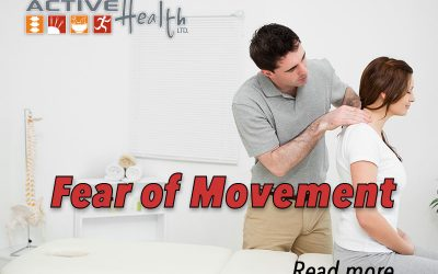 Fear of Movement