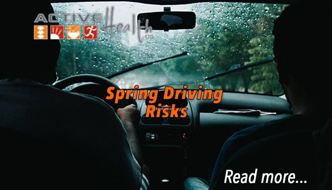 Spring Driving Risks