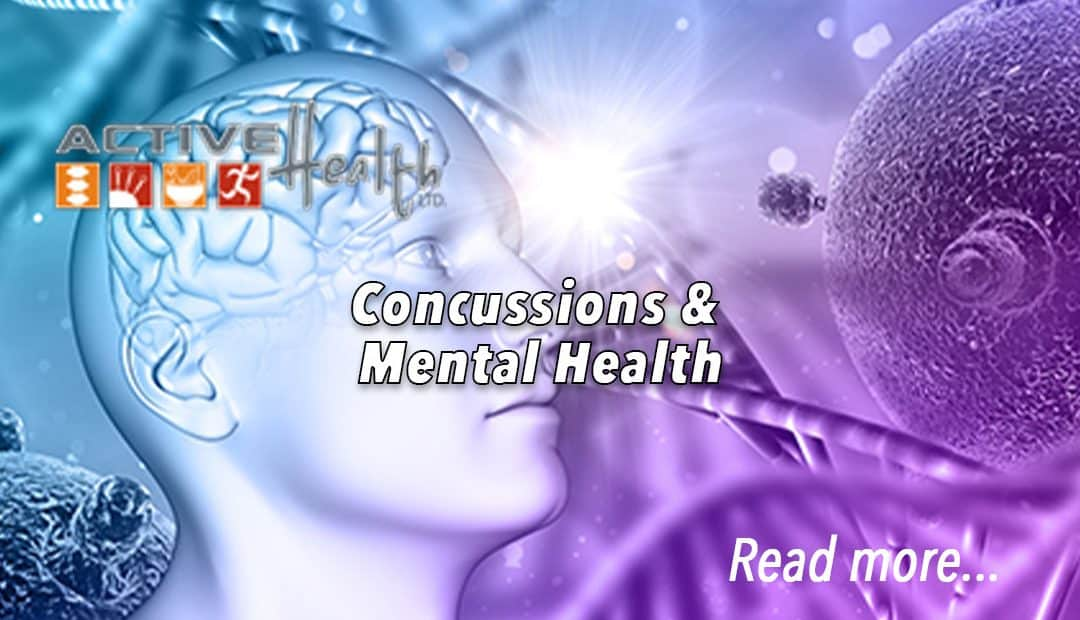 Concussion Link to Mental Health