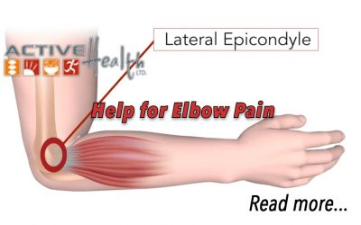 Help for Elbow Pain