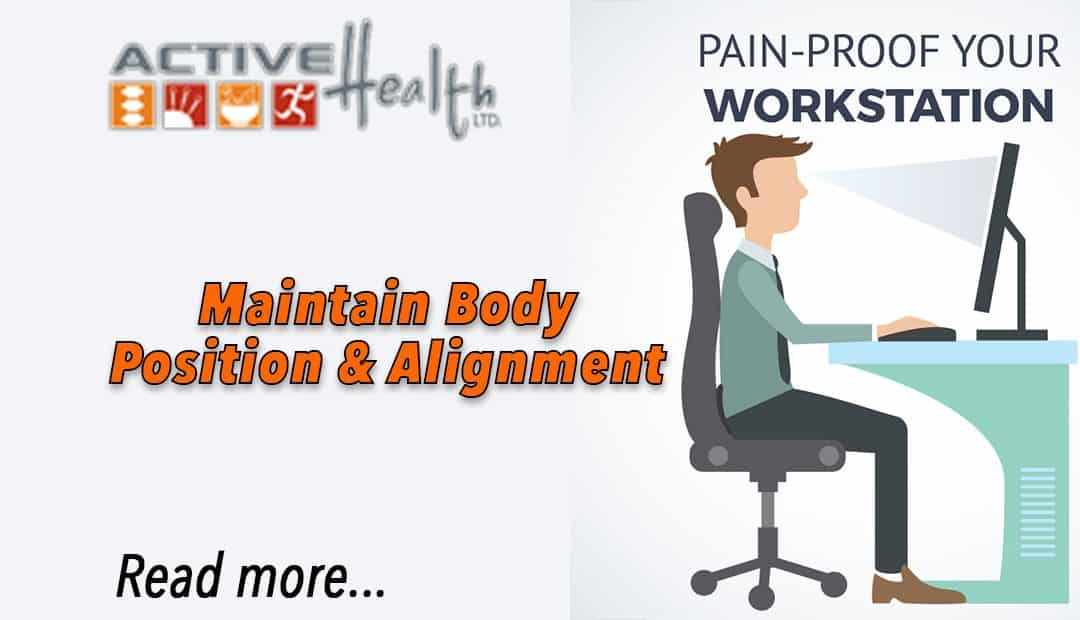 Pain-Proof Your Workstation