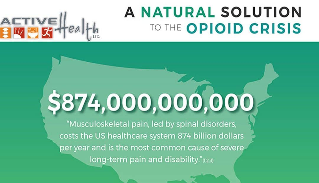 Chiropractic Care Can Ease Opioid Crisis