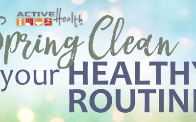 Spring Clean Your Healthy Routine