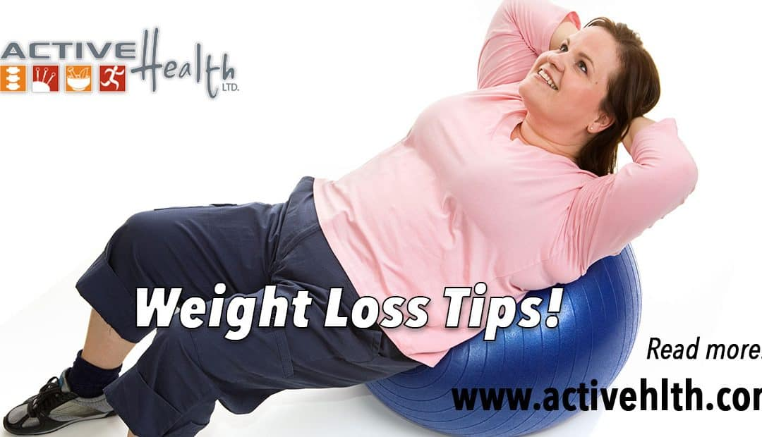 Life Tips For Healthy Weight Loss