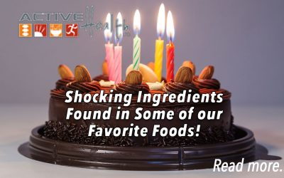 Shocking Ingredients in Some of Your Favorite Food