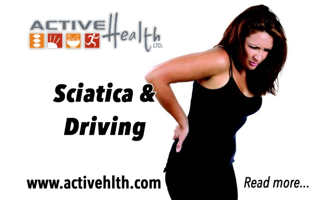 Weighing-In on Driving and Sciatica