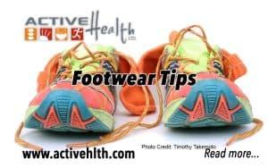 footwear tips