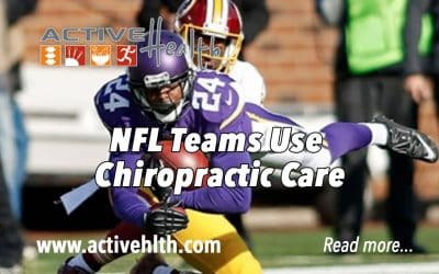 NFL Chiropractic Care is Available to Pro Teams