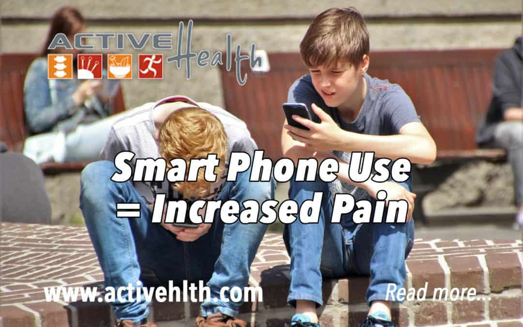 Smartphone Pain Due to Prolonged Usage